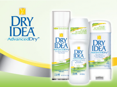 Dry Idea Advanced Dry Deodorant