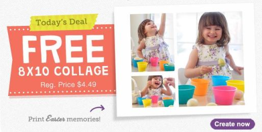 Walgreens FREE Collage