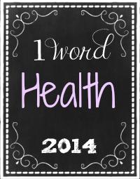 OneWordHealth2014